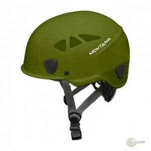 Capacete Ares Montana Verde ABS Classe A Tipo lll CA 32260